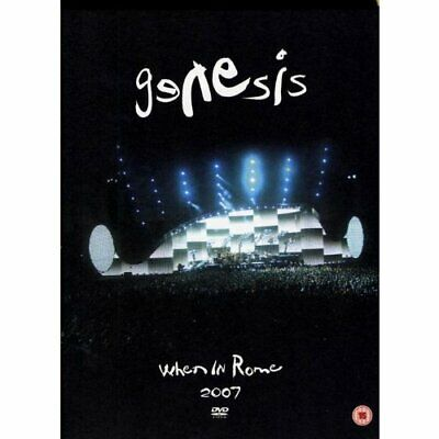 Genesis - Genesis - When In Rome - Live 2007 [3 DVDs] [2008] - DVD  94VG The • 31.73£