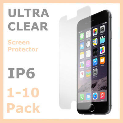 AU2 • Buy Super Clear Screen Protector Film Guard For Apple IPhone 6s 6 4.7  6 Plus 5.5