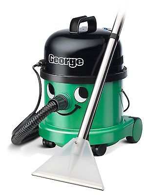 Numatic George 825714 GVE370-2 Wet And Dry Carpet And Floor Cleaning Machine • 468.82£