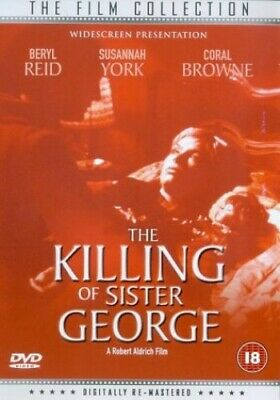 £5.22 • Buy The Killing Of Sister George [DVD] - DVD  MTVG The Cheap Fast Free Post