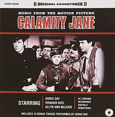 £4.88 • Buy Soundtrack OST - Calamity Jane (OST) - Soundtrack OST CD Q6VG The Cheap Fast The