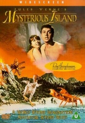 £7.17 • Buy Mysterious Island [DVD] [1961] - DVD  J1VG The Cheap Fast Free Post