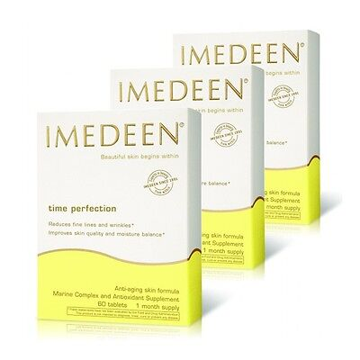 Imedeen Time Perfection 180 Tabs For 3 Month Supply • 85.82£