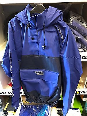 Vass-Tex 350 Heavy Duty Team Vass Smock BLUE - 100% Waterproof & Windproof • 64.75£