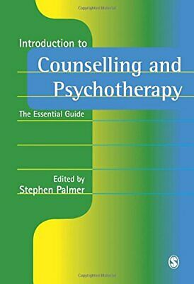 £4.99 • Buy Introduction To Counselling And Psychotherapy: The Essential G... Paperback Book