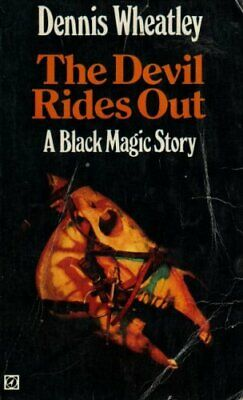 £5.99 • Buy Devil Rides Out By Wheatley, Dennis Book The Cheap Fast Free Post