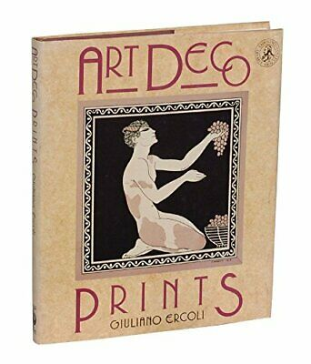 Art Deco Prints ([Christie's Collectors Library]) By Ercoli, Giuliano Book The • 6.99£
