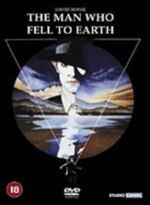 The Man Who Fell To Earth [1976] [DVD] - DVD  5WVG The Cheap Fast Free Post • 7.65£