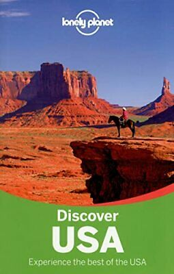 £3.29 • Buy Lonely Planet Discover USA (Travel Guide) By Zimmerman, Karla Book The Cheap