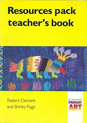 £2.49 • Buy Primary Art: Teachers' Resources Pack By Page, Shirley Paperback Book The Cheap