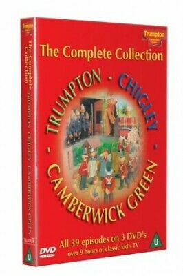 £35.33 • Buy Trumpton - Chigley - Camberwick Green. The Complete Collection [D... - DVD  SEVG