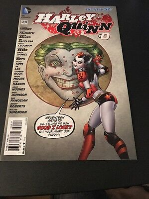 $ CDN15.71 • Buy Harley Quinn #0 First Print New 52 Series !!!