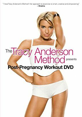 Tracy Anderson Method - Post-Pregnancy Workout [DVD] - DVD  B2VG The Cheap Fast • 5.82£