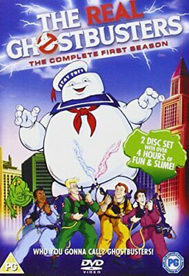 £3.49 • Buy The Real Ghostbusters Season 1 [DVD] - DVD  3EVG The Cheap Fast Free Post