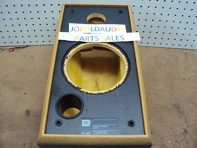$18.99 • Buy JBL 2600 Original Cabinet. Very Good Condition. Parting Out 1 Pair JBL 2600