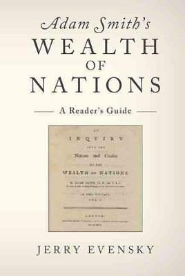 AU50.13 • Buy Adam Smith's Wealth Of Nations - Evensky, Jerry - New Paperback