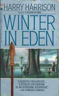 £3.99 • Buy Winter In Eden By Harrison, Harry Paperback Book The Cheap Fast Free Post