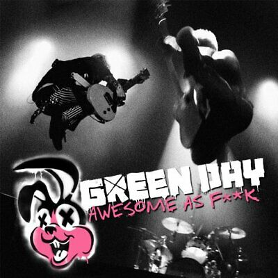 £3.49 • Buy Green Day - Awesome As F**k - Green Day CD 7OVG The Cheap Fast Free Post The