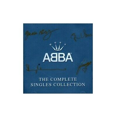 £17.99 • Buy ABBA - The Complete Singles Collection - ABBA CD BRVG The Cheap Fast Free Post