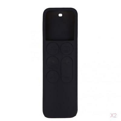 AU9.81 • Buy 2Pack Silicone Protective Case For Apple TV 4th Generation Remote Controller