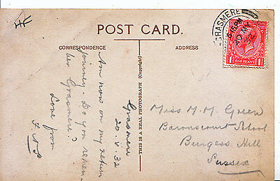 Genealogy Postcard - Family History - Green - Burgess Hill - Sussex   287A  • 3.99£