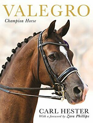 £11.99 • Buy Valegro: Champion Horse By Hester, Carl Book The Cheap Fast Free Post