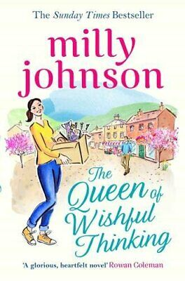 £3.59 • Buy The Queen Of Wishful Thinking By Johnson, Milly Book The Cheap Fast Free Post