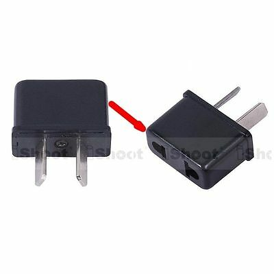 AU1.28 • Buy US United States EU Europe To AU Australia Power Plug Adapter Travel Converter