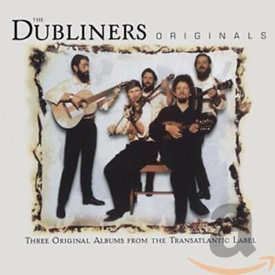 The Dubliners - Originals - The Dubliners CD 2MVG The Cheap Fast Free Post The • 3.49£