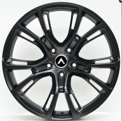 AU1199 • Buy Black Spider Style 20inch Wheels To Fit Jeep Grand Cherokee / SRT Models 20 Inch