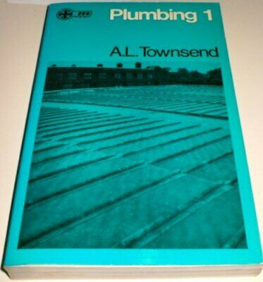 £9.58 • Buy Plumbing: V. 1 By Townsend, A.L. Paperback Book The Cheap Fast Free Post