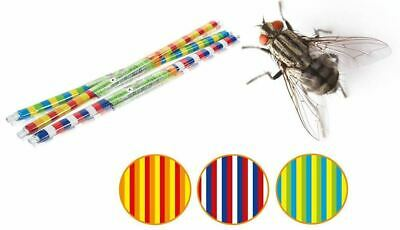 £8.99 • Buy New 2pk Buzz Strip Wipe Clean Door Blind Fly Screen Insect Curtain 90 X 200cm