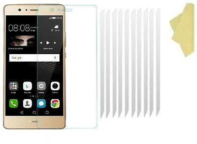 £2.49 • Buy [PACK Of 10] CLEAR Screen LCD Protector Cover Guards For HUAWEI P10 LITE