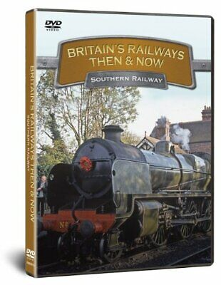 £3.49 • Buy Britains Railways Then & Now - Southern Railway [DVD] - DVD  KCVG The Cheap Fast
