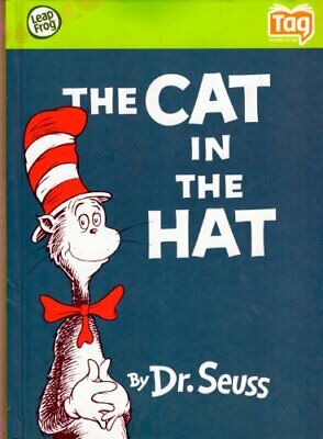 £6.99 • Buy Leapfrog Tag Activity Storybook The Cat In The Hat By Dr. Seuss (Leap Frog TAG R
