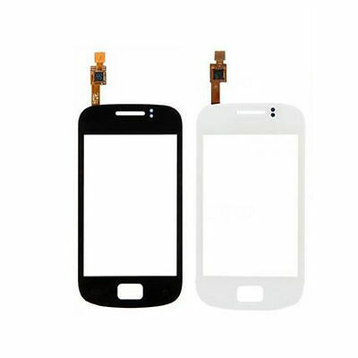 LCD Touch Screen Digitizer Front Panel Lens For Samsung Galaxy Mini 2 GT S6500 • 15.38£