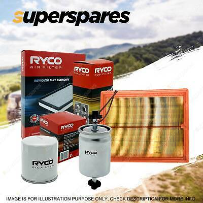 AU68.98 • Buy Ryco Oil Air Fuel Filter Service Kit For Holden Astra TS II 1998-2004