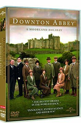 Downton Abbey: A Moorland Holiday (Christmas Special 2014) [DVD] - DVD  LSVG The • 14.69£
