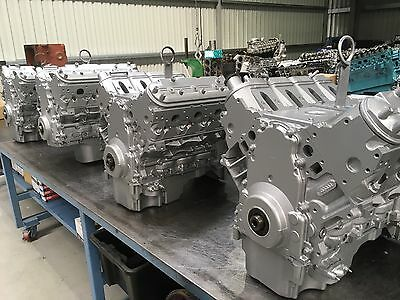 AU5889 • Buy Ls3  L77 FULL RECO LONG ENGINE 12 MONTH WARRANTY Ve Vf SS HOLDEN HSV COMMODORE