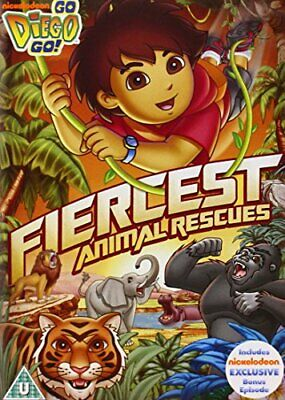 £3.49 • Buy Go Diego Go: Fiercest Animal Rescue [DVD] - DVD  T4VG The Cheap Fast Free Post