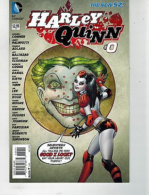 $ CDN12.08 • Buy Harley Quinn #0 1st Print Amanda Conner Paul Pope Darwyn Cooke New 52 Dc Comic
