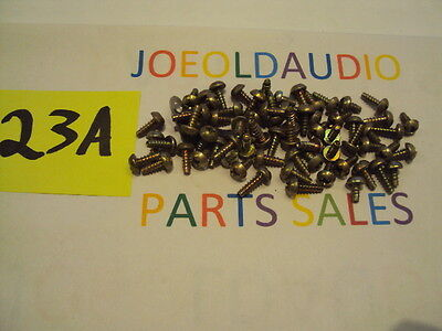 $12.99 • Buy Kenwood KR-6600 Chassis Screws.  Parting Out KR-6600 Receiver