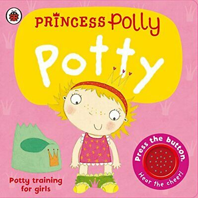 £4.49 • Buy Princess Polly's Potty By Pinnington, Andrea Board Book Book The Cheap Fast Free