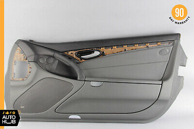 $159.60 • Buy 03-11 Mercedes R230 SL500 SL55 Interior Door Panel Right Passenger Side OEM