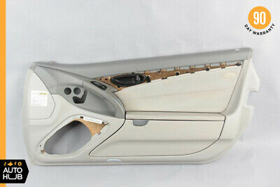 $126 • Buy 03-06 Mercedes R230 SL500 SL55 Interior Door Panel Right Passenger Side OEM