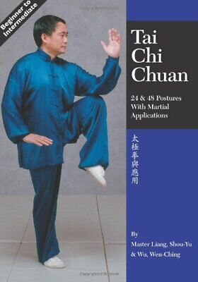 £4.49 • Buy Tai Chi Chuan: 24 & 48 Postures With Martial Applic... By Wen Ching Wu Paperback
