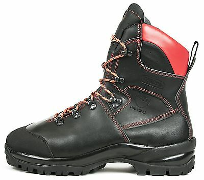 Oregon Waipoua Chainsaw Leather Safety Boots Class 1 (20 M/s) - All Sizes • 119.95£