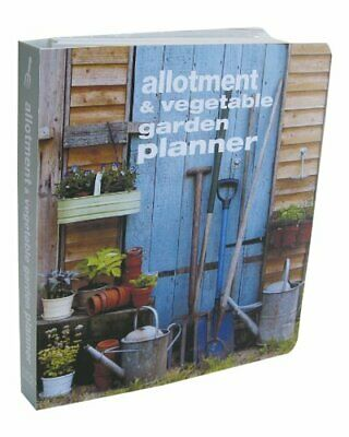 The Allotment And Vegetable Garden Planner By CICO Books Mixed Media Product The • 12.99£