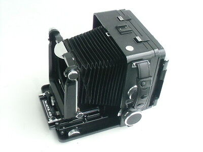 WISTA SP 4x5 Inch Metal Large Format Camera (B/N. 21658S) • 536.67£
