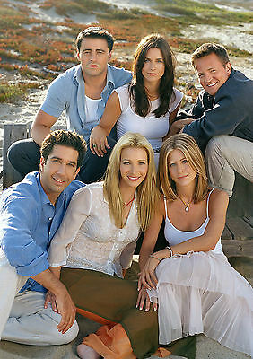 $ CDN22.33 • Buy Friends Poster Hit TV Comedy Joey Rachel Ross And All FREE P+P, CHOOSE YOUR SIZE